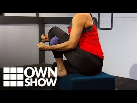 The Stretch That Will Make Your Knees Feel 10 Years Younger | #OWNSHOW | Oprah Online