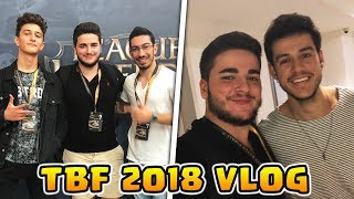 TBF 2018 VLOG | LoL