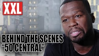 Go Behind the Scenes of BET's New Series '50 Central'