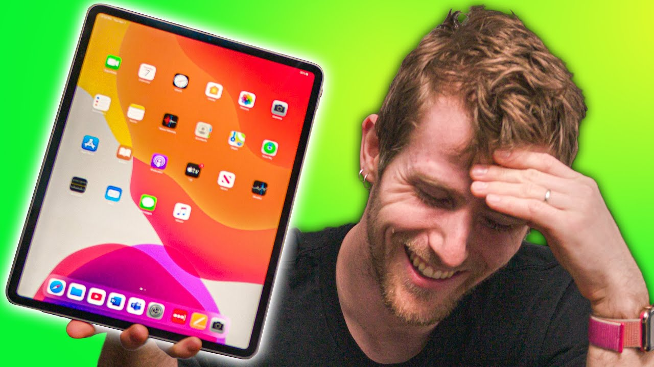 Apple screwed this up... - iPad Pro 2020 Review