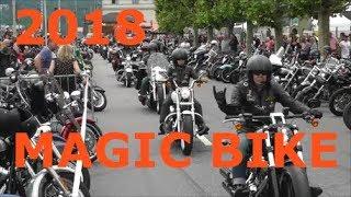 MAGIC BIKE 2018 - Rüdesheim am Rhein