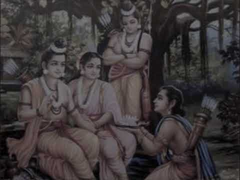 Paradhin ahe jagati - Geet Ramayan