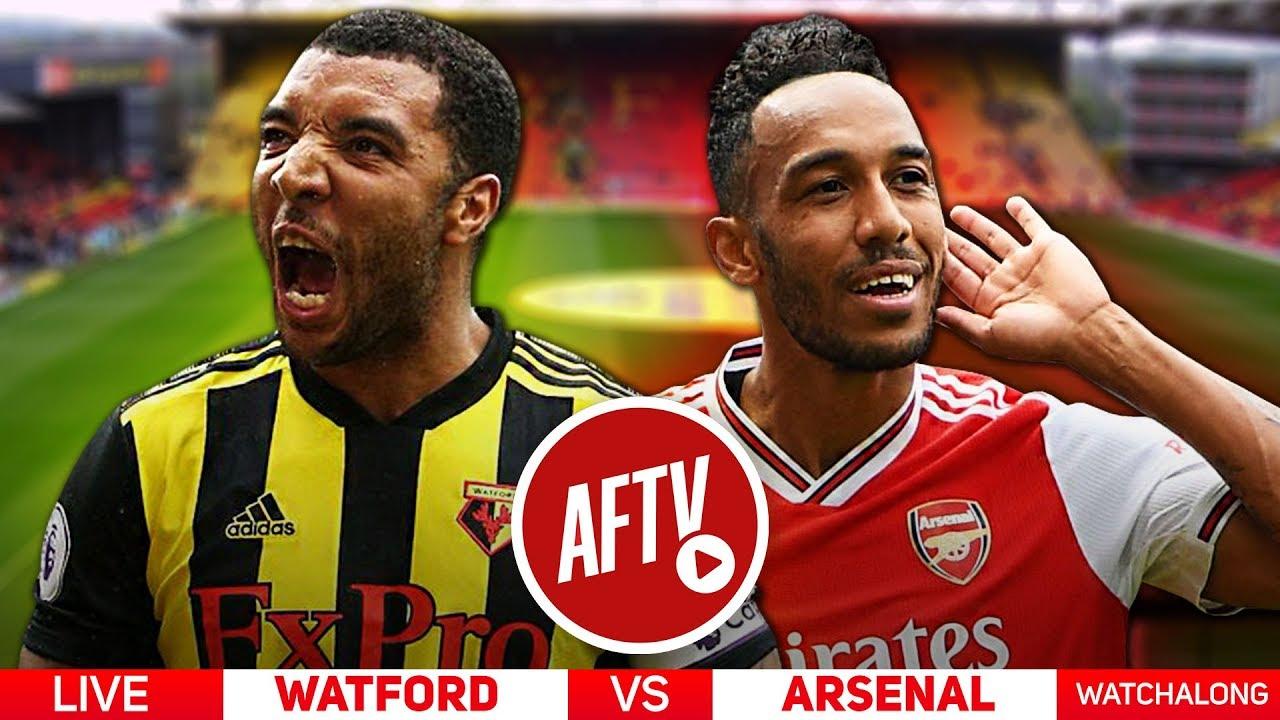 Xem lại Watford vs Arsenal Full match