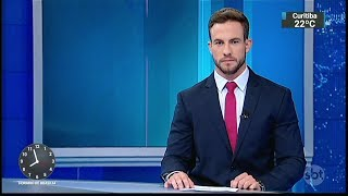 HD | Estreia de Daniel Adjuto no SBT Brasil - 20/01/2018