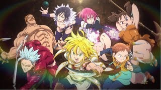 Watch The Seven Deadly Sins Movie: Prisoners of the Sky Anime Trailer/PV Online