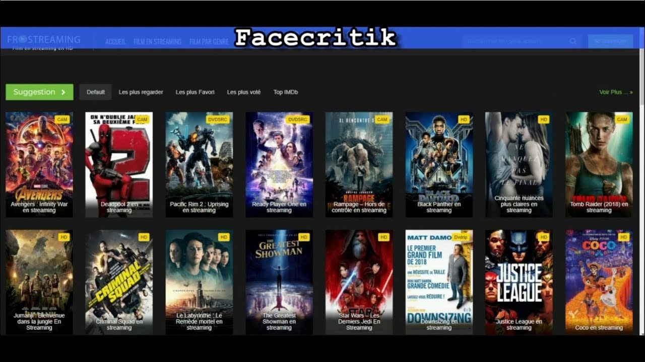 Filme Stream Ps3