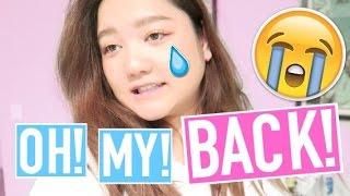 Vlog 2016/5/20 腰ガァーーーー!! ビログ