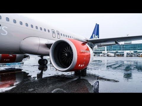 SAS FLIGHT REVIEW | Airbus A320neo | Munich - Stockholm (MUC-ARN) | Economy Class