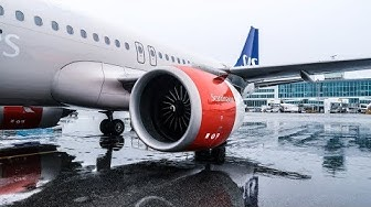 SAS FLIGHT REVIEW | Airbus A320neo | Munich - Stockholm (MUC-ARN) | Economy Class