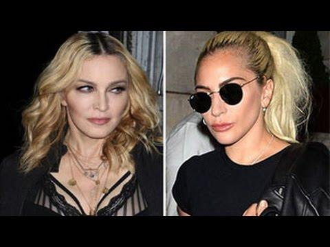 Lady Gaga Disses Madonna And Reignites Feud