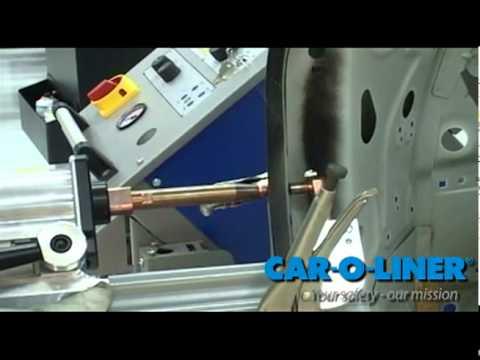 Car-O-Liner Spot Welder 2-Minute Video - YouTube
