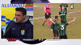 Eccellenza Girone B Valdarno-Aglianese 0-3