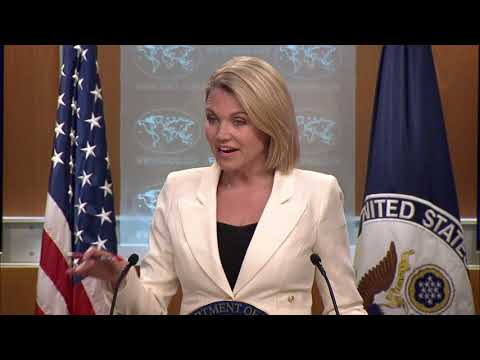 Department Press Briefing - July 18, 2018