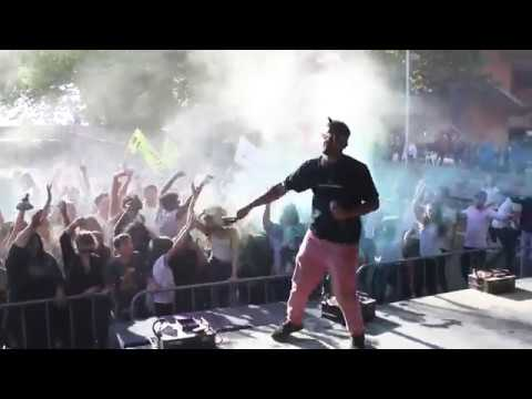 Dj PhenoMen x Holi Montreux Festival (Switzerland)