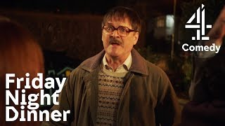 Wilson Dies – Most Emotional Scene From The Whole Series  Friday Night Dinner