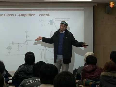 POWER AMPLIFIER-2 DR  MANAR MOHAISEN KOREA UNIVERSITY OF TECHNOLOGY