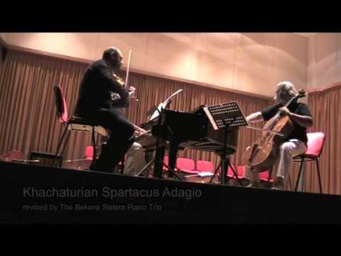 A.Khachaturian - Adagio From