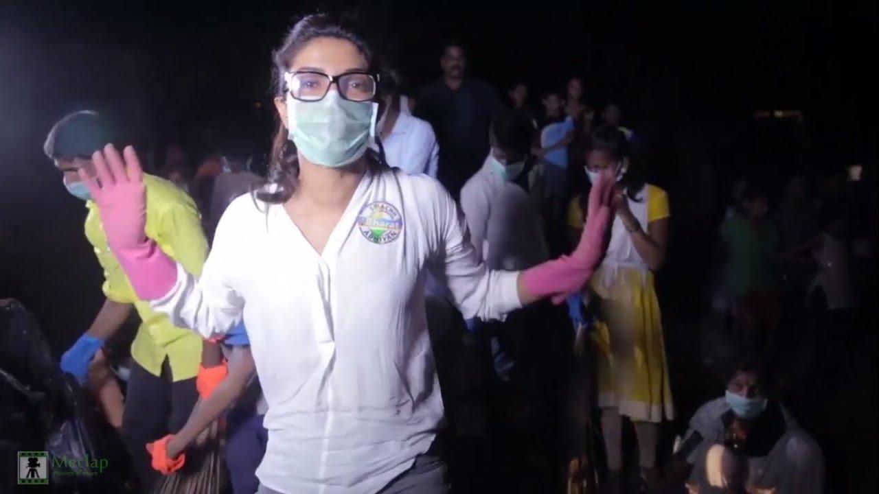Priyanka chopra joins swachh bharat abhiyan
