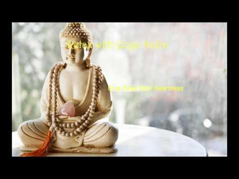Yoga Nidra Drop Into Awareness