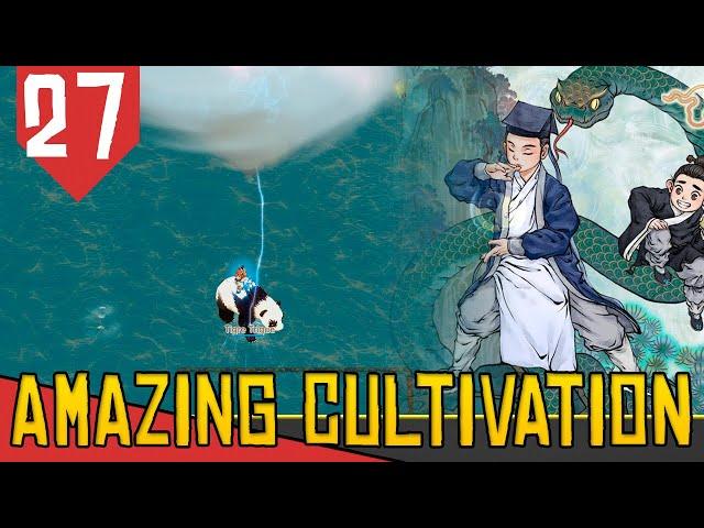 Tribulação de YAOGUAI Antes de GOLDEN CORE! - Amazing Cultivation Simulator Immortal #27 [PT-BR]