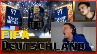 FEELFIFA STEFAN zieht TOTY | MIRZA JAHIC hat Pech | FIFA 19 Highlights Deutsch