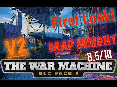 NEW DLC 2 Multiplayer Map \