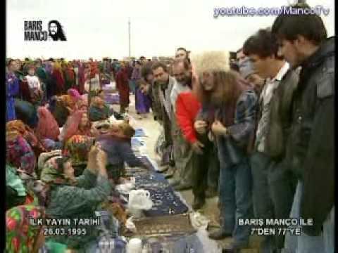 BARIŞ MANÇO World Tour : Turkmenistan 3 - 1995