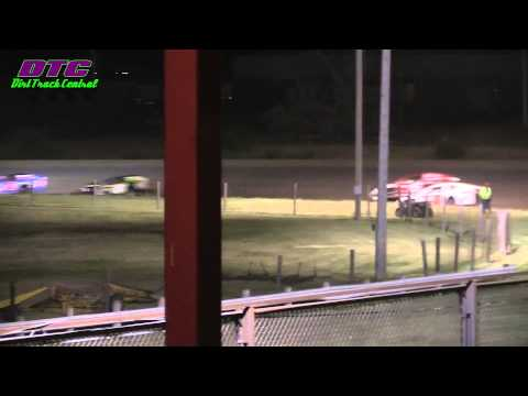 IMCA Modified A Feature Dawson County Speedway 8 3 14