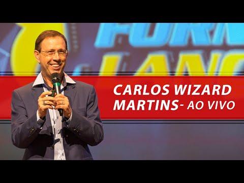 Carlos Wizard | Os 7 Princípios Chave para Realizar Seus Sonhos