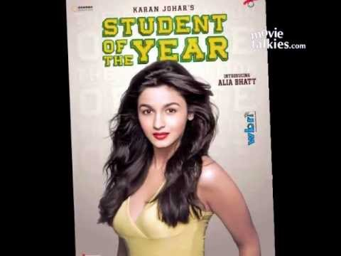 Alia Bhatt: 'Happy that Student of The Year's album became a big hit'