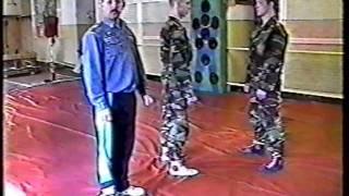 Уроки боевого самбо. Владимир Фролушкин. Часть 1.