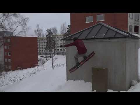 Mikko Rehnberg & Kiril Rikkila—Ah-Maze-Ing Full Part   Snowboarder Magazine