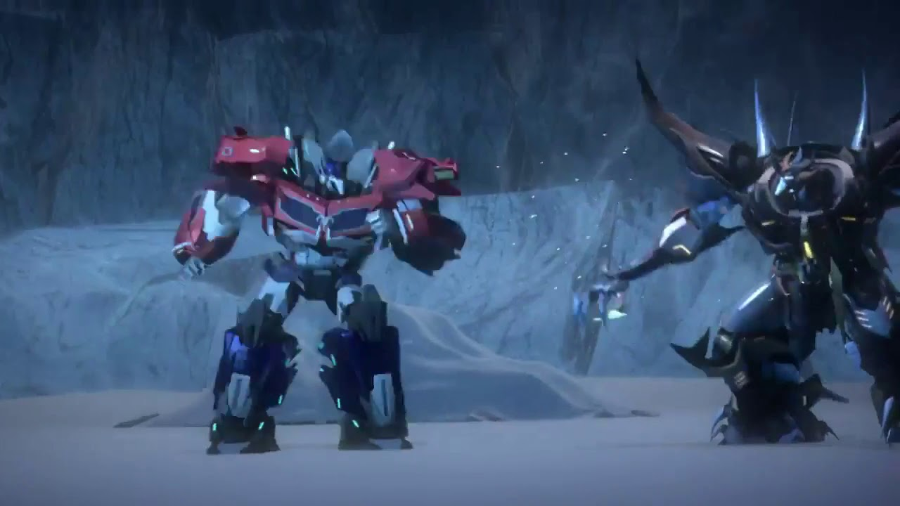 Transformers Prime Season 03 Episode 11 Persuassion Part 1 In Hindi. @Transformers Facts