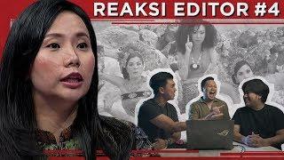 Reaksi Editor Indonesia: LIVI ZHENG
