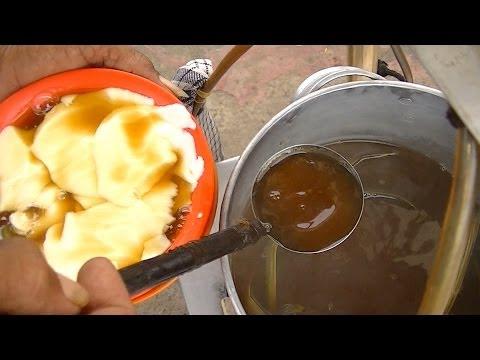 Jakarta Street Food 311 Flower Tofu Kembang tahu