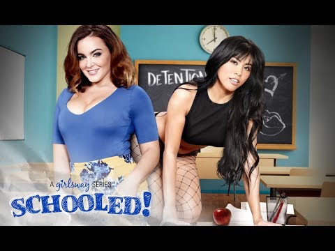 SPECIAL SERIES | Girlsway | Schooled! 3 Part Series (Adult Time)