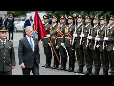 The incredible career of Jim Mattis the legendary Marine general turned defense secretary