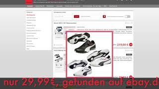 Schnäppchen Billiger des Tages 01.09.2017 - Puma Männer Sneaker Redon Move  Low- ... 4afefc23a