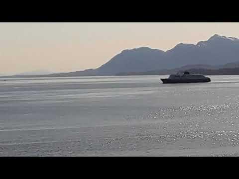 Alaska Marine Highway Columbia