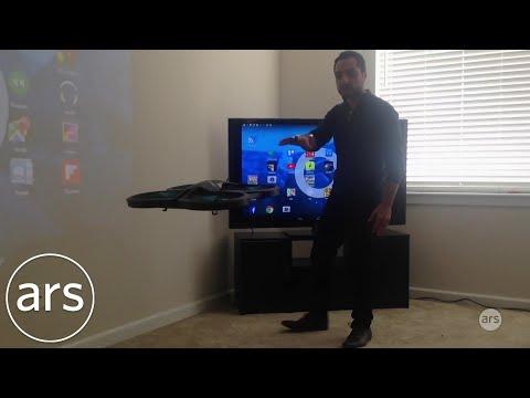 Ars demos the BIRD by MUV Interactive