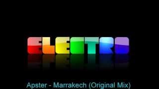 Apster-Marrakech (Original Mix)