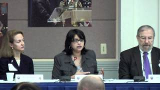 Horn of Africa: Food Security Crisis Conference - A. Dory, W.Garvelink, D.Shinn, R.Roth