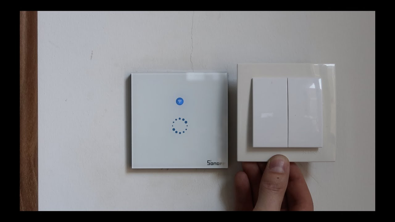 Download Instalare Intrerupator smart Sonoff