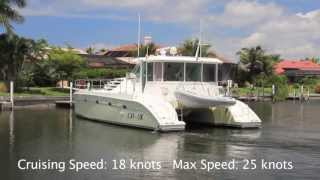 2006 Manta 44 Power Catamaran