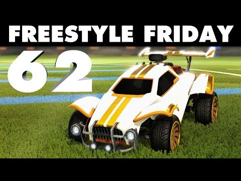 Freestyle Friday 62 (BEST EPISODE?) | Rocket League thumbnail