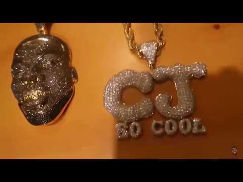 Cj So Cool Test His Diamonds 💎(Caught)