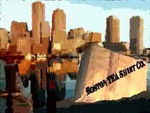 The Boston TEA Shirt Co.