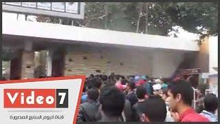 بالفيديو.. الألتراس يدخل ملعب التتش لتخليد ذكرى شهداء مذبحة بورسعيد