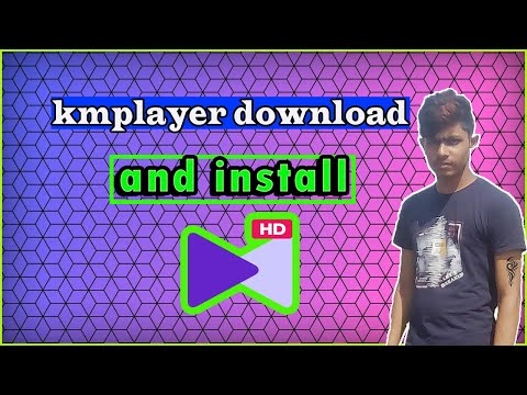 How To Download And Install KMPlayer Windows 7 32 Bit Kmplayer Bangla  Tutorial Sk Shahin Ltd