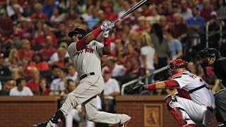 Yoenis Cespedes Red Sox Highlights 2014